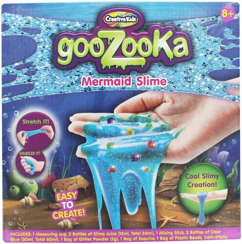 Goozooka Mermaid Slime
